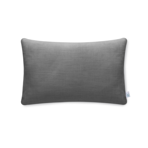 "10"" x 19"" Kidney Pillow - Knife Edge"