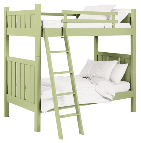 shutter bunk bed by maine cottage where color lives rh mainecottage com cottage bunk beds for girls cottage bunk beds rooms to go