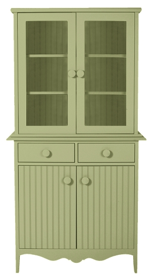 Small Island Buffet Amp Hutch By Maine Cottage Where Color
