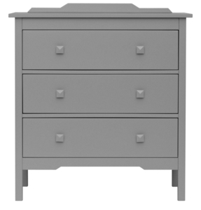 Bay 3-Drawer Dresser
