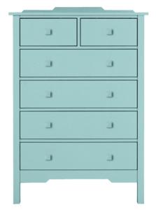 Bay 2-Over-4-Dresser