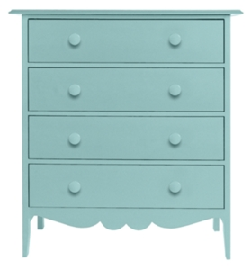 Nellie 4-Drawer Dresser