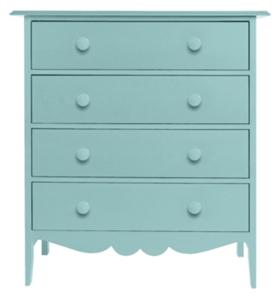 Nellie 4-Drawer Dresser