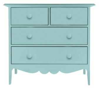 Nellie 2-Over-2-Dresser