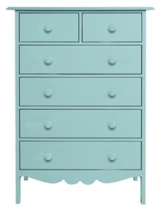 Nellie 2-Over-4-Dresser