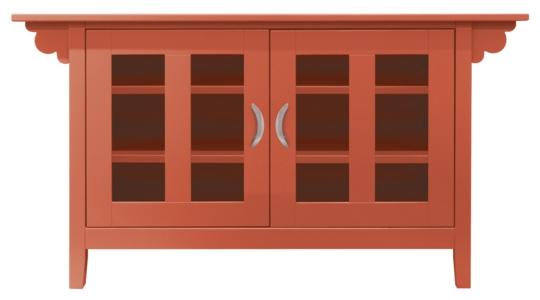 Ruby Sound Cabinet