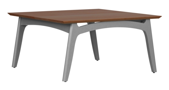 Koby Square Cocktail Table - Cherry Top
