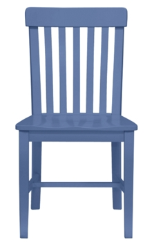 Cottage and Coastal Style Office Furniture   Painted Solid Wood ...