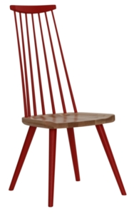 Nora Dining Chair - Cherry Seat