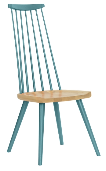 Nora Dining Chair Maple Seat