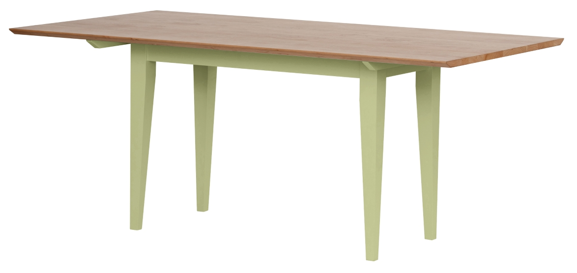 Chloe Dining Table Maple Top