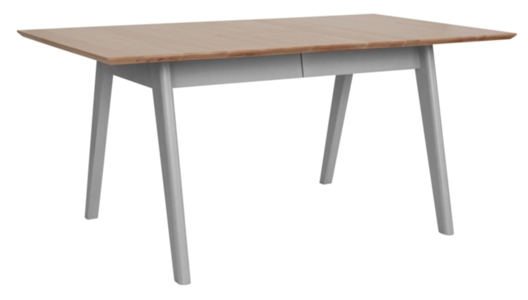 Meryl Extension Dining Table - Maple Top