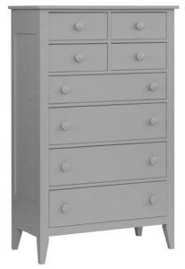 Addy 4-Over-4-Drawer Dresser