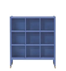 Stow-Away Shelves