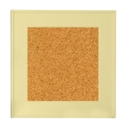 So Square Cork Board