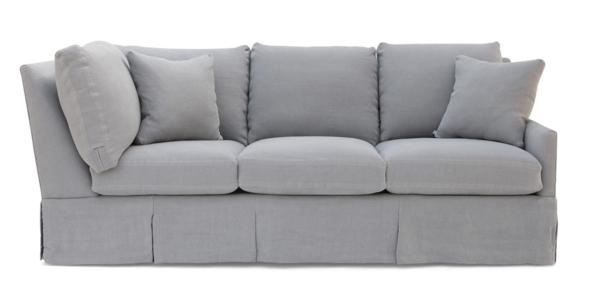 Vera One Arm Corner Sofa