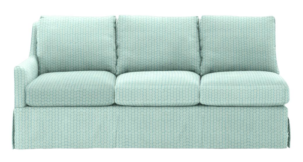 Vera One Arm Sofa