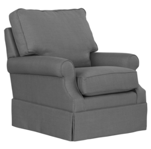 Lucy Swivel Glider Chair