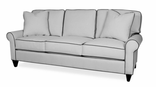Wilton Skirtless Sofa