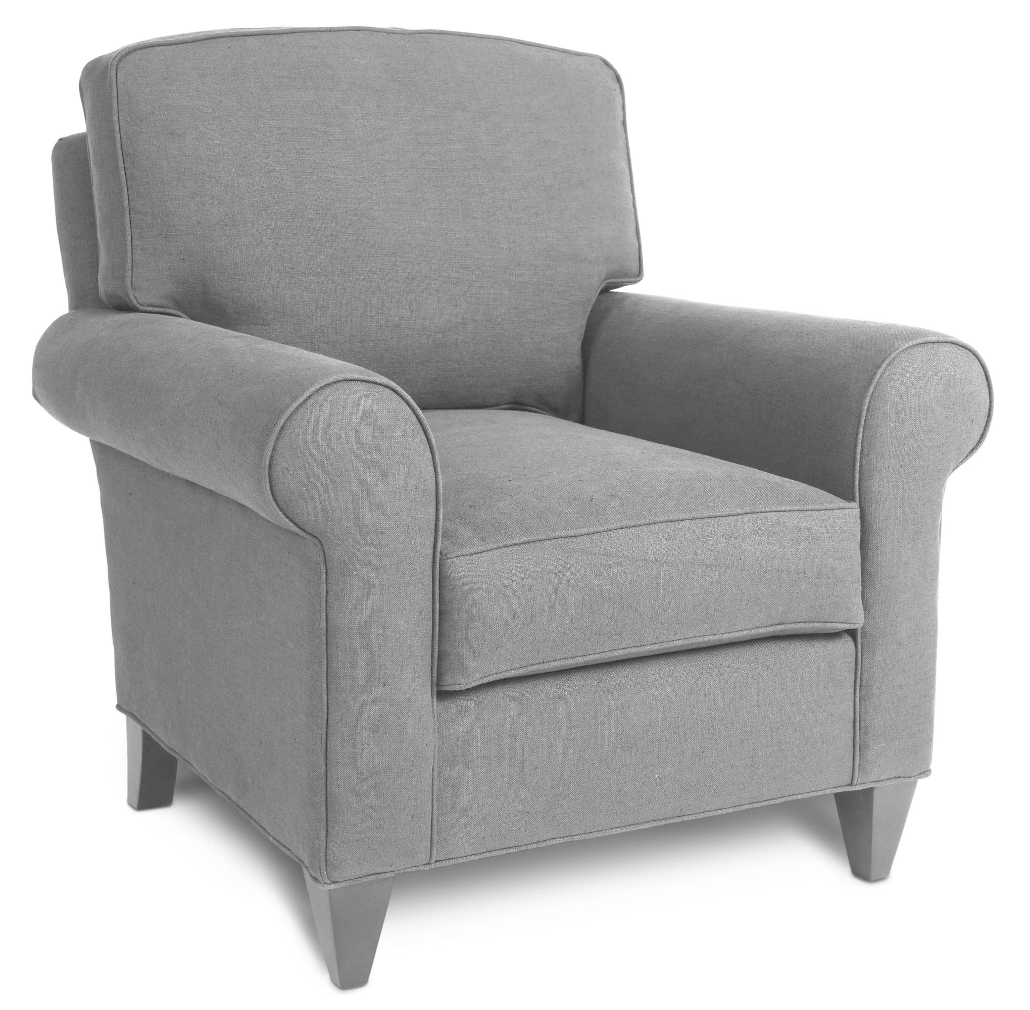 Wilton Skirtless Chair