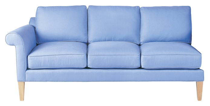 Adeline Left Arm Sofa