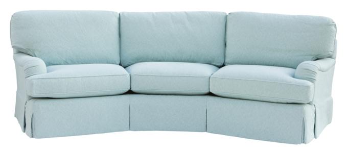 Flora Wedge Sofa