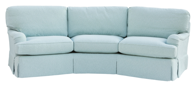 Flora Wedge Sofa
