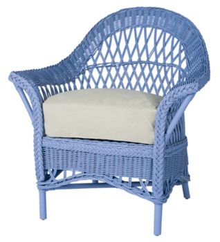 Comfy Wicker Chair