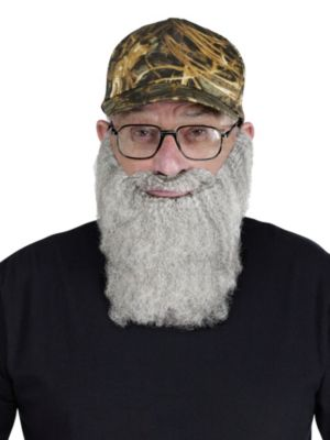 Uncle Beard, Hat and Glasses Set