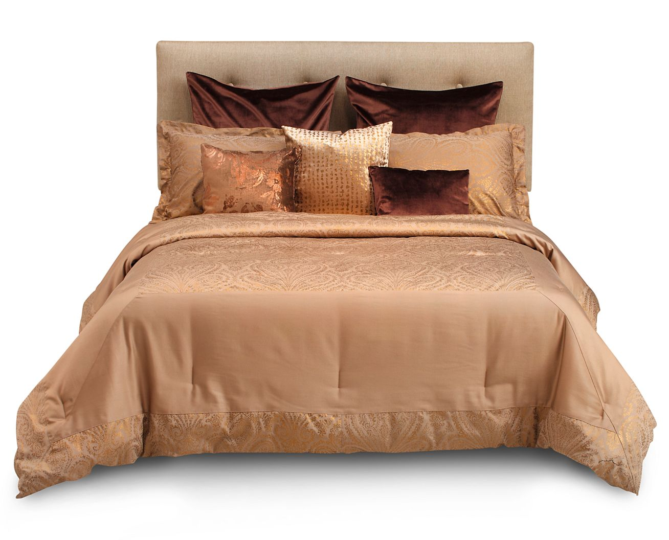 Autumn Glow Comforter Set  Furniture Row