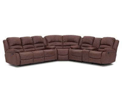 Avery 3 Pc. Reclining Sectional