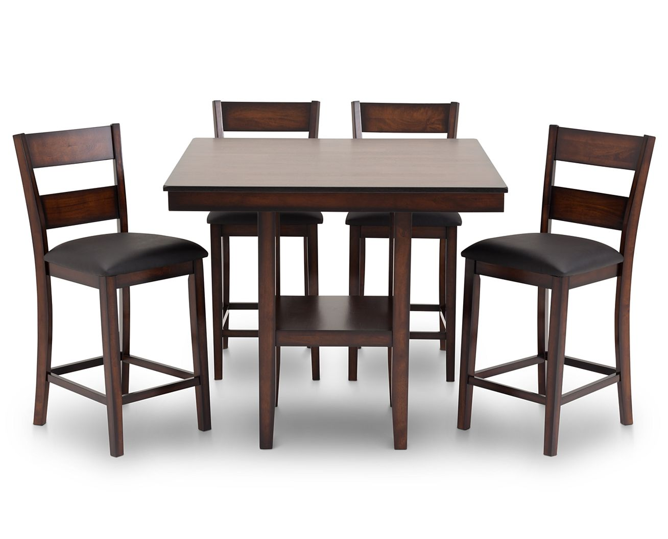 Baltimore 5 Pc. Counter Height Dining Room Set - Furniture Row