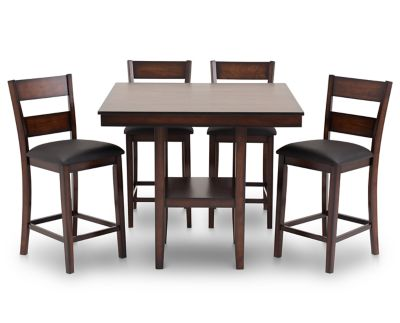 baltimore 5 pc counter height dining room set
