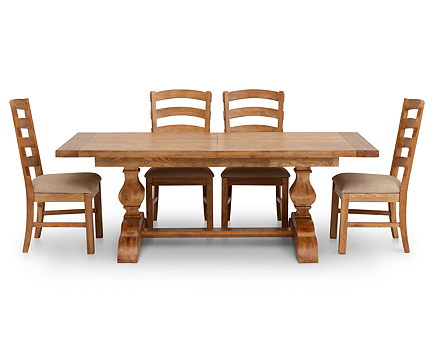 Bellaire 5 Pc Dining Room Set