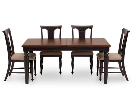 Furniture Row Dining Room Chairs Baltimore 7 Pc Dining Room
