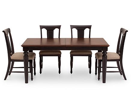 Bridgeport 5 Pc Rectangle Dining Room Set