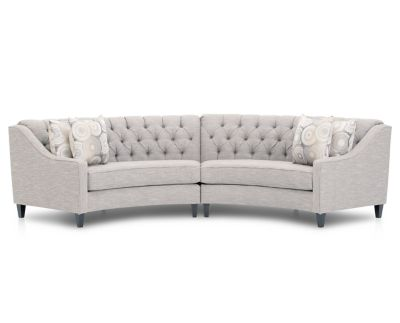 Chandelier 2 Pc. Sectional