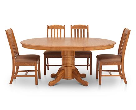 Chatham 5 Pc Dining Room Set