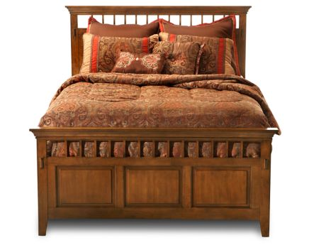 cristo panel bed - furniture row