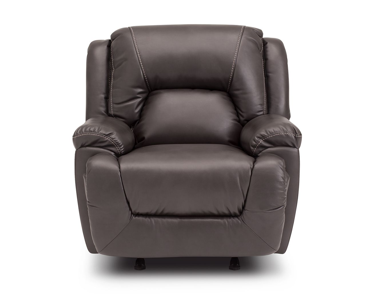 Leather chair and a half recliner - Leather Chair And A Half Recliner