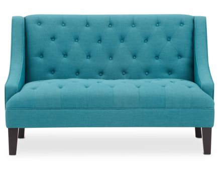Teal Furniture Comfy Accent Chairs Occasional Chairs  Furniture Row