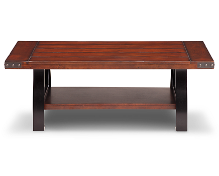 - Foundry Coffee Table - Furniture Row