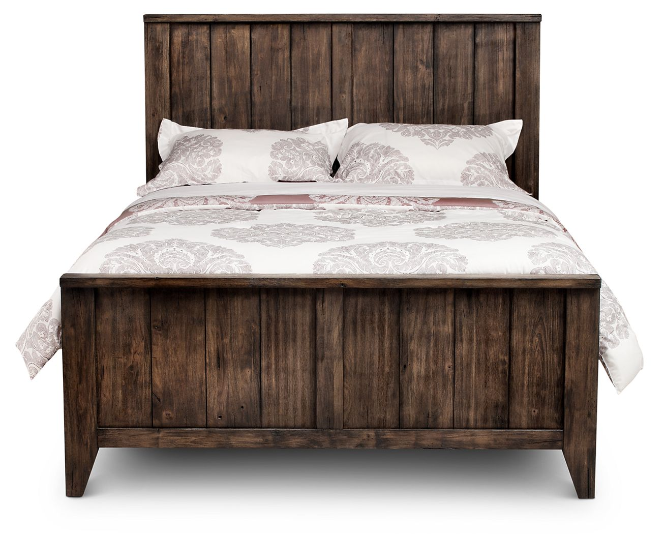 Glenwood Panel Bed. ON SALE!