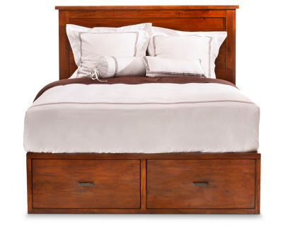 Madagascar Storage Bed Furniture Row