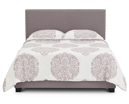 - Monroe Queen Upholstered Bed - Furniture Row