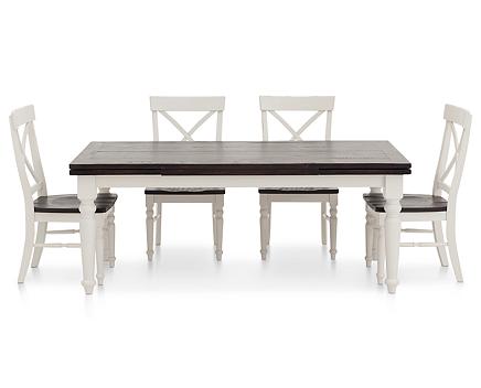 - Mountain Retreat 5 Pc. Dining Room Set - Furniture Row