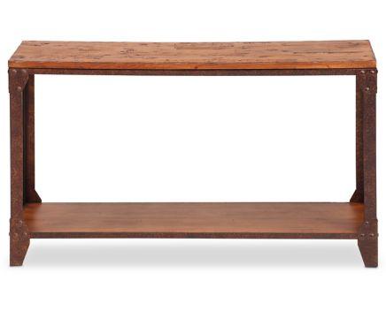 pinebrook sofa table - furniture row