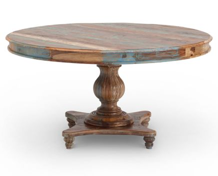 Round Dining Table rainforest round dining table - furniture row