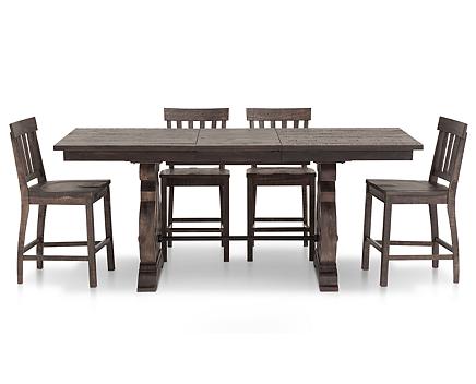 Sedona 5 Pc Counter Height Dining Room Set
