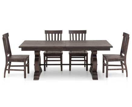sedona 5 pc. dining room set - furniture row